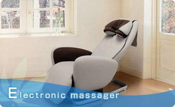 Electronic massager